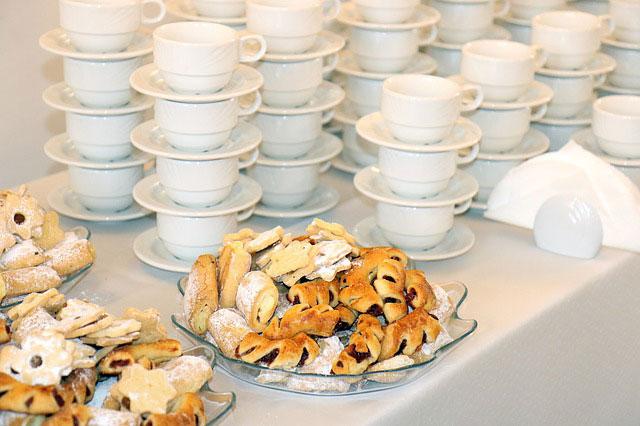 Usługi cateringowe w centrach konferencyjnych