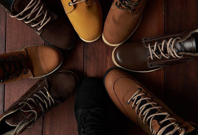 5 zalet butów z naturalnej skóry