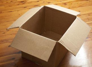 5 zastosowań kartonów podczas przeprowadzki