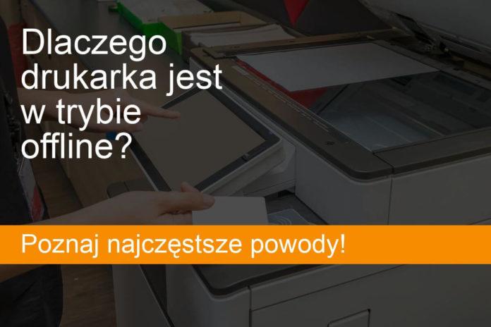 drukarka w trybie offline