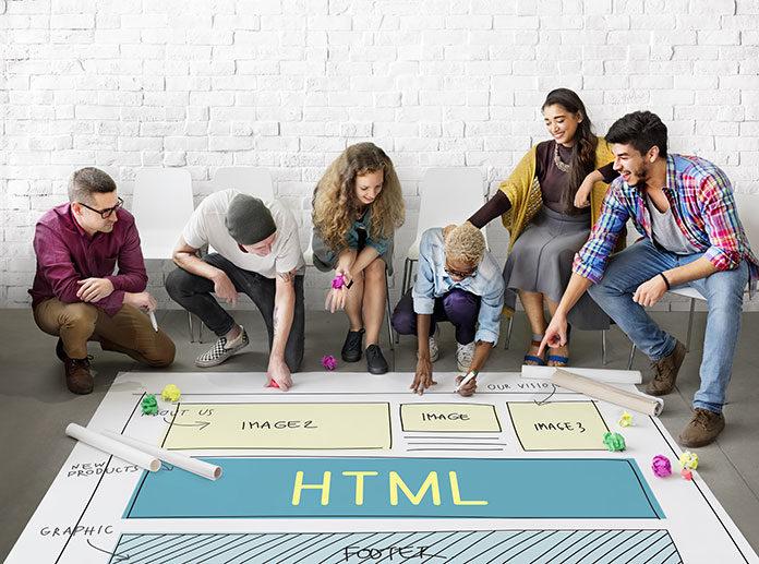 Projektowanie stron internetowych - aktualne trendy