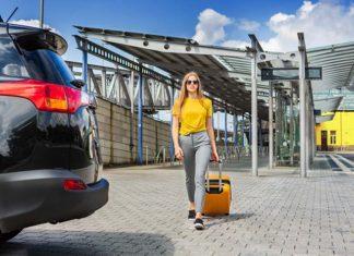 Opłaty parkingowe przy wynajmie samochodu lotnisko Balice
