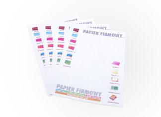Papier firmowy – niezbędnik w każdej firmie