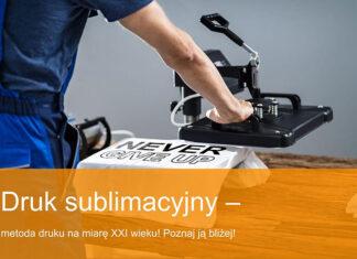 druk sublimacyjny