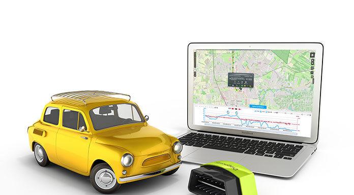 Lokalizator GPS OBD