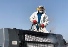 czyszczenie suchym lodem w przemyśle