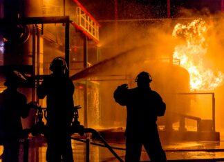 sprzątanie po pożarze warszawa
